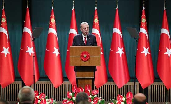 أردوغان: على أوروبا الاضطلاع بمسؤولية أكبر في ملف المهاجرين