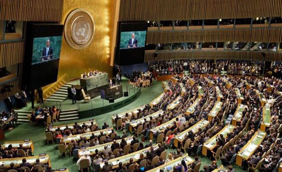 الجمعية العامة للأمم المتحدة تصوّت غدا على فرض حظر أسلحة على بورما