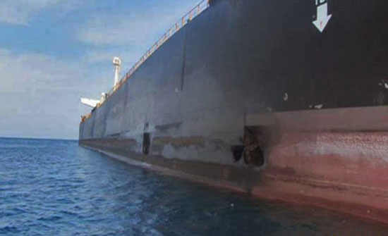"""""""حرب باردة تنتقل إلى البحر"""".. تقرير يرصد استهداف السفن بين إسرائيل وإيران"""
