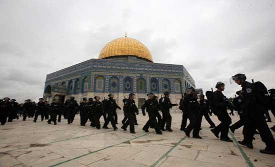 مجلس أوقاف القدس يحذر من مغبة اقتحامات المستوطنين للمسجد الأقصى