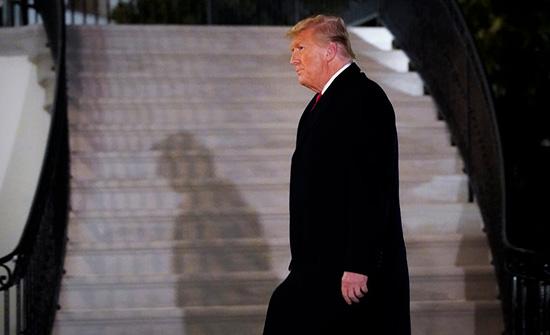 دفاع ترمب: الرئيس السابق ليس مسؤولا عن اقتحام الكونغرس