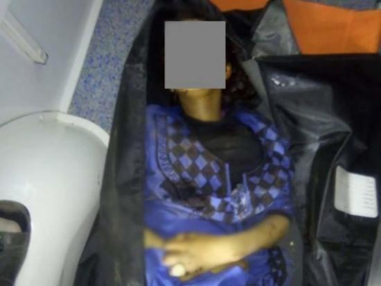 الرحلة الأخيرة.. الطفلة 'آية' ودعت والدها وقفزت من القطار!