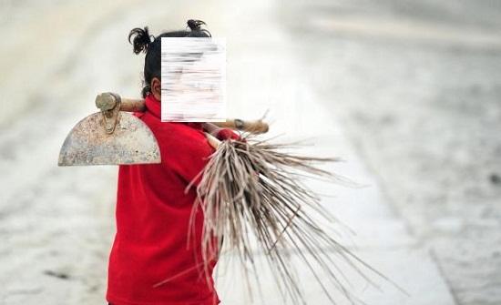 ضبط 403 حالات عمالة أطفال منذ بداية العام