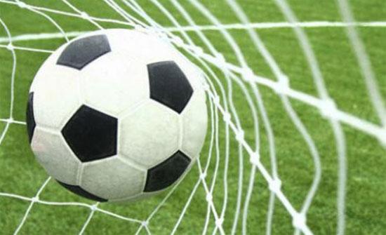 السرحان يتصدر فرق دوري الأولى لكرة القدم