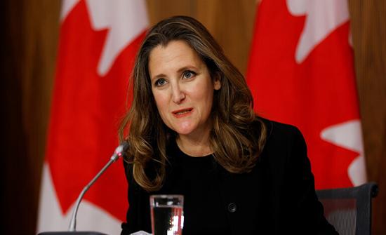 كندا تعرب عن قلقها من خطط بايدن لإجبار الحكومة الأمريكية على شراء المنتجات المحلية