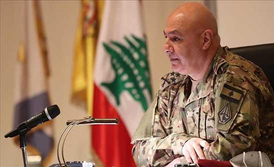 قائد جيش لبنان: غير مسموح المس بأمن طرابلس