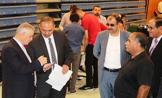 ابو الكركي : جامعة الحسين لن تألو جهدًا في تقديم كل ما يصب في مصلحة الطالب