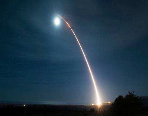 البنتاغون يعلن فشل تجربة إطلاق صاروخ عابر للقارات