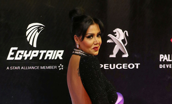 شاهد : 4 فساتين لـ رانيا يوسف في مهرجان القاهرة السينمائي