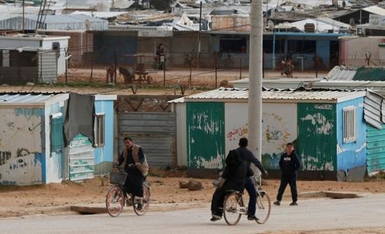 58 مركز إخلاء تحسبا للظروف الجوية في مخيم الزعتري