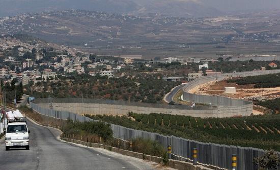 دورية إسرائيلية تجتاز السياج التقني عند الحدود اللبنانية
