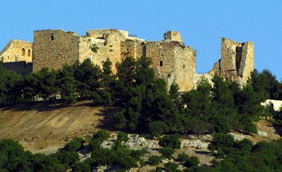 تشغيل النظام الكهروضوئي في قلعة عجلون