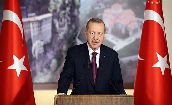 """أردوغان يشارك بافتتاح """"دير سوميلا"""" التاريخي بعد ترميمه"""