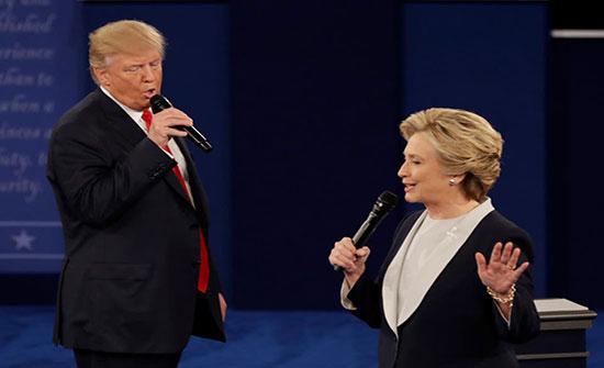 هل تخوض هيلاري كلينتون سباق الرئاسة مجدداً ضد ترمب؟