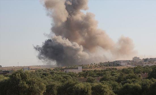 إسرائيل: انفجارات قرب السياج الحدودي مع سوريا