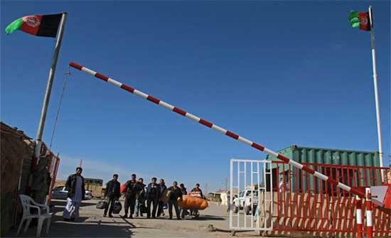 انفجار عبوة ناسفة بمدينة جلال آباد شرقى أفغانستان