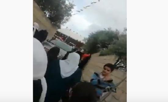 بالفيديو : استقبال الحمود بعد الافراج عنه بكفالة