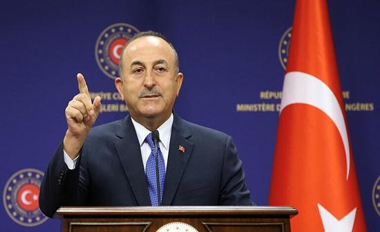 تركيا تستدعي السفير اليوناني بسبب نشر صحيفة يونانية مقالا مسيئا لأردوغان
