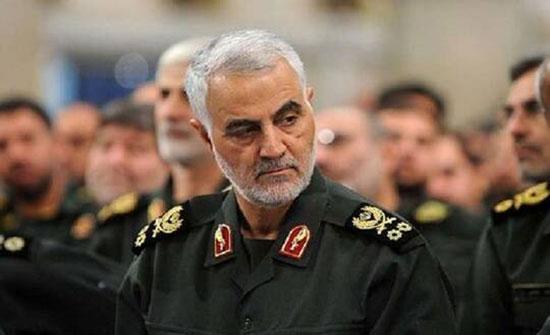 وكالة إيرانية تنشر تفاصيل جديدة بشأن الجاسوس الذي أفشى أماكن تواجد قاسم سليماني