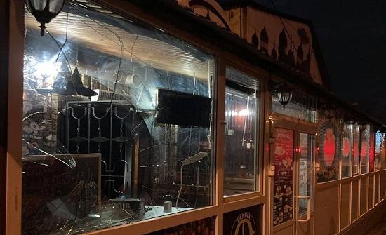 """شاب أردني  يتعرض لاعتداء عنصري في أوكرانيا """"صور"""""""