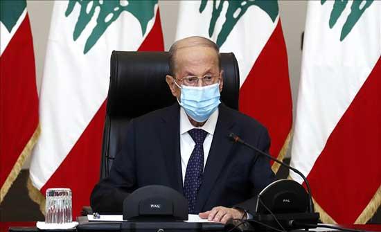 عون يدعو المجتمع الدولي لمنع إسرائيل من مواصلة عدوانها