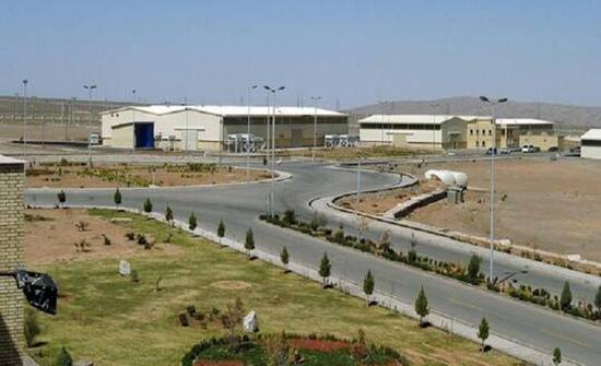وكالة مقربة من الحرس الثوري تتهم إسرائيل بالمسؤولية عن حريق نطنز
