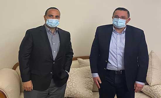 طي الخلاف وصلحة في منزل عطية بين النائب فريج ومدير مكتب وزير المالية