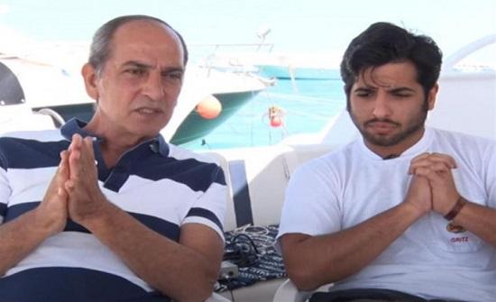 هشام سليم بعد تحول ابنه جنسيًا: ««لم أستشر الدين.. ولا يحق لأحد أن يحاسبني» (فيديو)