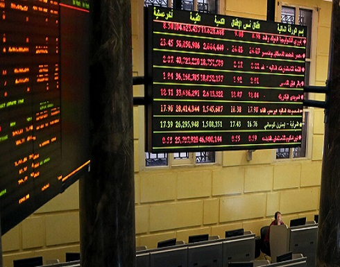 ارتفاع قوي للبورصة في مصر