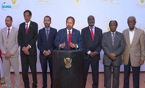 حمدوك: إعفاء الديون مهد لتمويل بقيمة 4 مليارات دولار للسودان