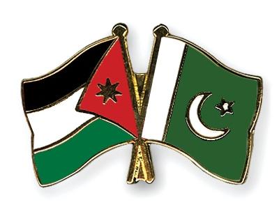 بحث تعزيز العلاقات الاقتصادية بين الأردن وباكستان