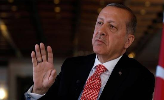 أردوغان: لدينا اتفاق مع روسيا ولن نتراجع عن عملية عفرين