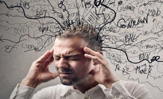 دراسة تُحذر : الاضطرابات النفسية تُزيد احتمال وفاة المصاب بكورونا