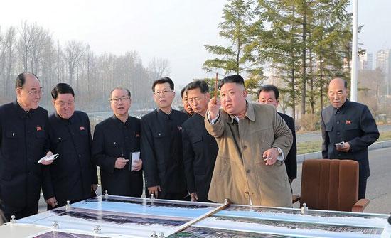 بيونغ يانغ تكشف عما فعله كيم بدلا من الإشراف على الإطلاق الصاروخي الأخير