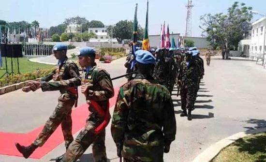 قيادة اليونيفيل تطالب بضمان سلامة قواتها في لبنان
