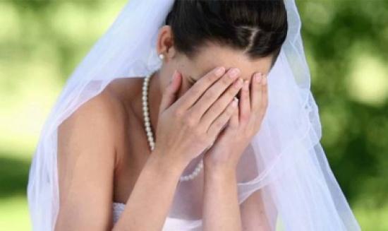 عروس تكتشف خيانة خطيبها قبل حفل الزفاف