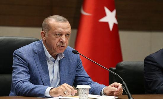 أردوغان: أشخاص حول ترامب يعرقلون الانسحاب من سوريا