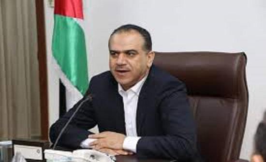 وزير الزراعة يلتقي وفدا استثماريا كويتيا