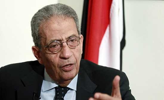 """وزير الخارجية العماني السابق: عمرو موسى """"ليس دبلوماسيا"""""""