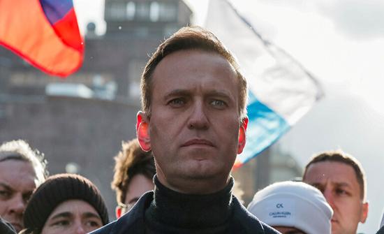 """ألمانيا: المعارض الروسي نافالني سمم بمادة """"نوفيتشوك"""""""