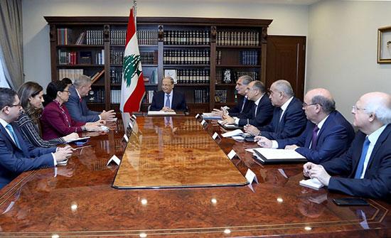عون يحدد أولويات الحكومة اللبنانية المقبلة.. هذا ما قاله