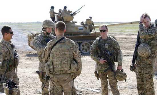 العمليات المشتركة في العراق تكشف عن خطة إعادة نشر القوات القتالية للتحالف