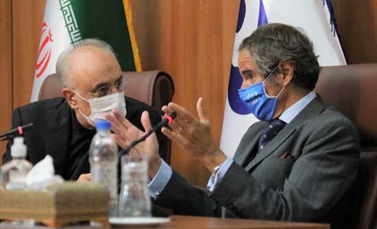 احتمال 'تمديد مشروط' للإتفاق بين ايران والوكالة الدولية للطاقة الذرية