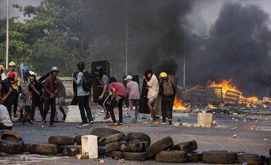 الأمم المتحدة: 250 قتيلا منذ انقلاب ميانمار مطلع فبراير