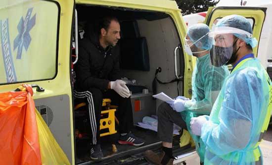 تسجيل 1596اصابة بفيروس كورونا