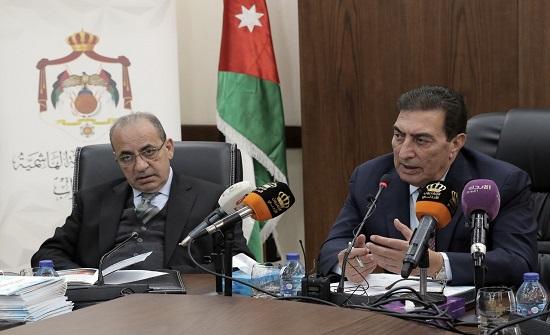 """الطراونة يرعى أعمال ورشة عمل """"مستقبل اللامركزية في الأردن"""""""