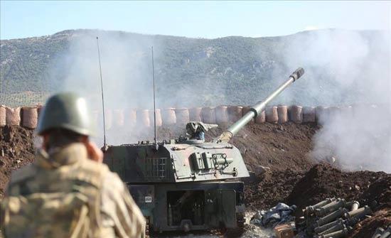 """الجيش التركي: تحييد 790 إرهابيا منذ انطلاق """"غصن الزيتون"""""""