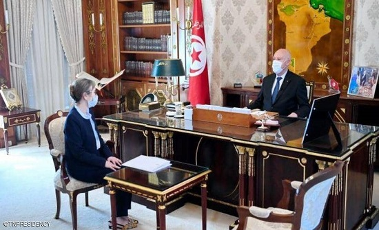 الرئيس التونسي: الشعب قال كلمته!