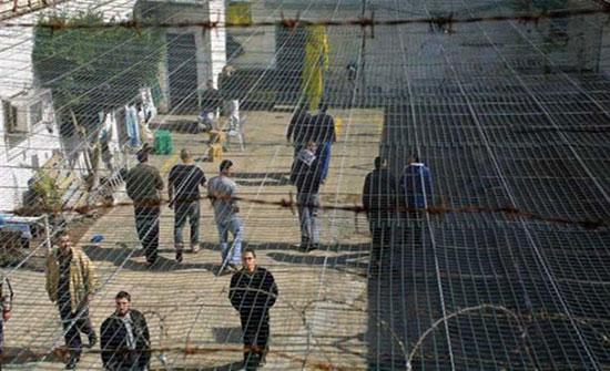 6 معتقلين فلسطينيين مضربون عن الطعام في سجون إسرائيل