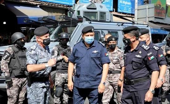 """مفاجآت منظومة البلطجة في الأردن مستمرة والأمن بدأ يفتح دفاتر """"المخدرات"""""""
